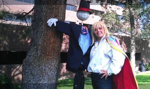 Howl and Turnip Head Cosplay: NDK 2012 by Smudgeandfrank