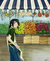at the grocery's by failyor