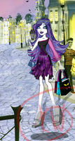 Monster High Spectra Fashion Pack?Scaris? by Kings-of-Queens