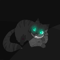 Cheshire Cat by Kaged-Terrorism
