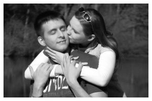 Kisses by 7IronCrosses