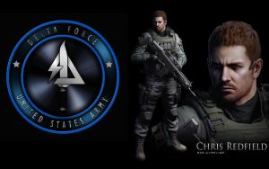 Chris redfield by Blacklist1998