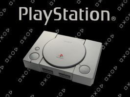 Sony Playstation by GamezAddic