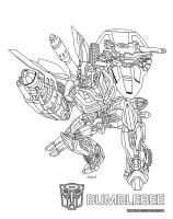 BUMBLEBEE B1 - INKS by DSNG