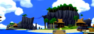 Outset Island by scriptureofthescribe