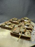 Flames of war T34 / 85 by Solav