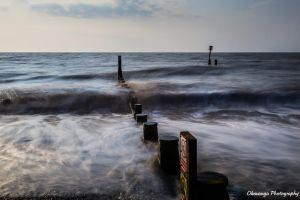Southwold Seas 3 by Okavanga