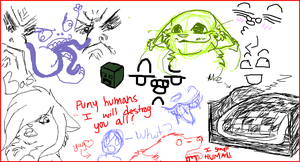 Iscribble 8D by Ravenstar01