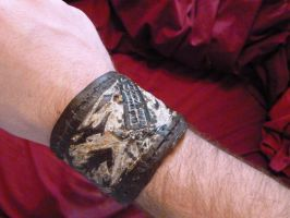 Leather Cuff (picture 3) by Ben3418