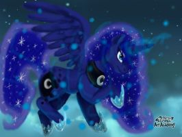 princess luna 3ds picture by Ask-Sly-Cooper