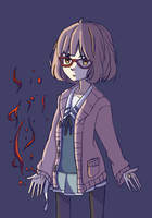 Beyond the Boundary by skittlesatmidnight