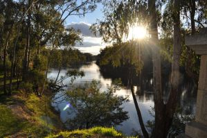 Murray River by mellababee
