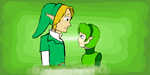 LoZ - Welcome back, Link by CooperKid248