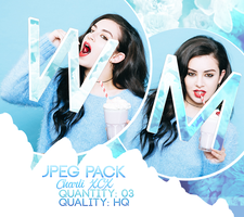 Charli  XCX | JPEG PACK #21 by Whitemonsters