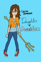 Daughter of Poseidon - WIP by Artemis015