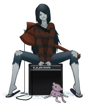 M for Marceline by doubleleaf