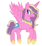 MLP: Princess Skyla (The princess of Adventure) by FallenFireFox