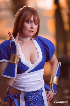 Kasumi by PamelaColnaghi