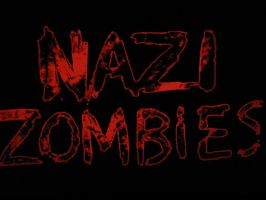 NAZI ZOMBIES by johnny1296