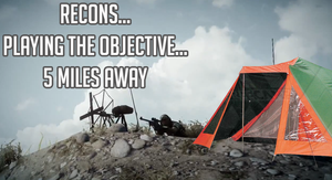 Battlefield 3 - Camping Edition :) by BillyM12345