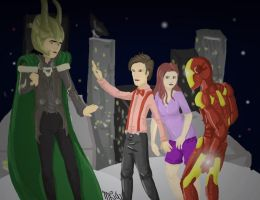 Avenging Earth by msknowitall
