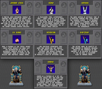 Mortal Kombat I - Bios by schmitthrp