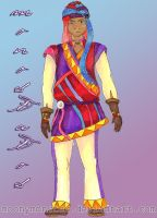 Magic Flute Character Design Steampunk Monostratos by moonymonster