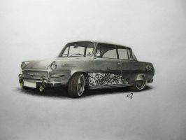 Skoda 1000 MB by LOLLIPOP007