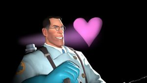 Tf2 The Medic by 0WarriorPrincess0