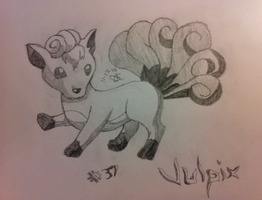 Fail Vulpix 8P by SparkTen