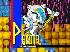 Palona Sonic CD WALLPAPERS by PhoenixManX-XL