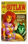 Starfire Pulp Novel Cover by TonyFleecs