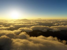The Clouds- 100th Deviation by avkhatri123