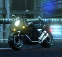 yamaha vmax by anish911