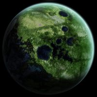 1st Planet - Earth 2 by Emn1ty