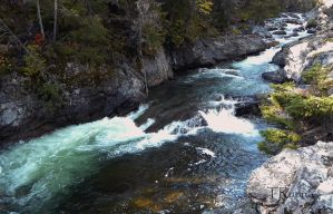 Waptus River by TRunna
