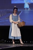 Belle- KitaCon IV Masquerade by Leonie-Heartilly