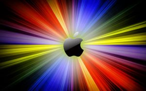 Apple iMac Wallpaper by Diamont