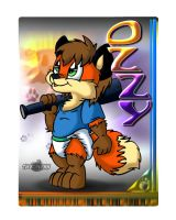 Ozzy Fox Tag by Tavi-Munk