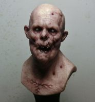 Finished Zombie by BOULARIS