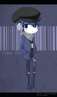 comm: Yong Rui by slvadrgn