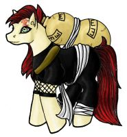 My Little ... Gaara XD by orasa
