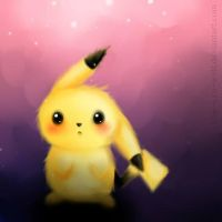 Pikachu by expectatinqs