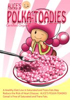 Alice's Polka-Toadies Cereal by Silver--Jackal