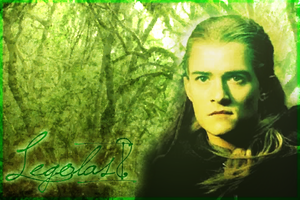 The Lord of the Rings- Legolas by Rainstarlightsky