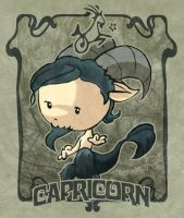 capricorn by Thiefoworld
