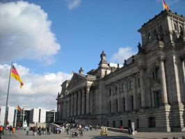 Reichstag by MelvWolfe