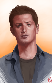 SPN: Jackles by Maddiwhoskis