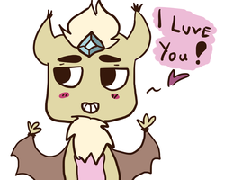 I Luve You! :D by Ardnaksela