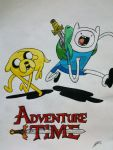 Adventure Time by CandiiiLuv